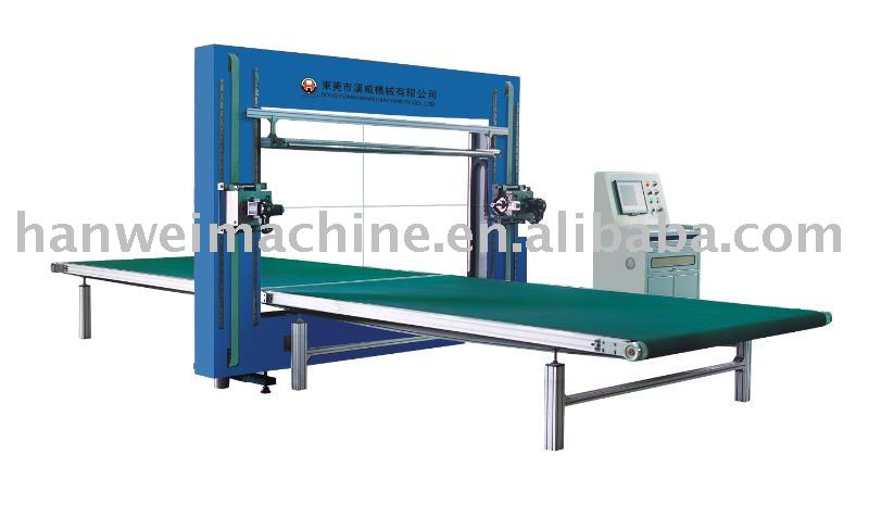 contour cutting machine