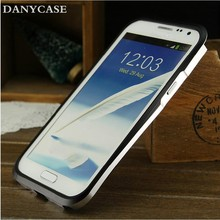 Metal Case For Samsung Galaxy Note 2 Case