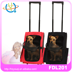 cat travel carrier bag pet carrier with wheels