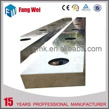 Professional manufacturer High-ranking hydraulic shear steel blades