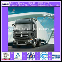 North Benz Tractor Truck 6x4 V3 480hp Truck Tractor