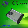 170-264VAC input IP54 12v 250w Led Rainproof power supply with CE&RoHS with 2 years warranty