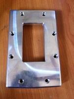 aluminium cnc machining service cnc parts