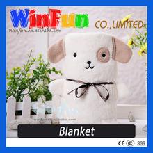 Lovely 2 in 1 Pillow Blanket For Travel