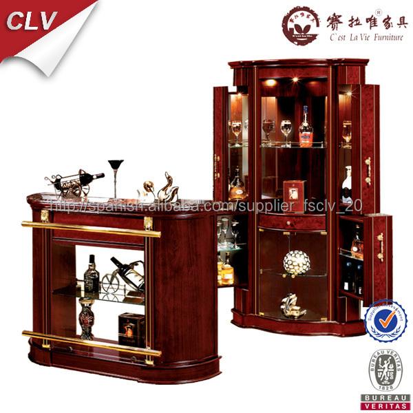 mueble bar esquineroArmarios de maderaIdentificación del producto