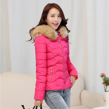 2015 New Anhui Winter Women Down Jacket Coat