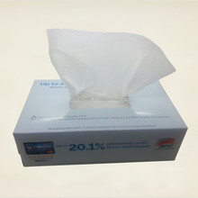 2ply embossed facial tissue ultra soft