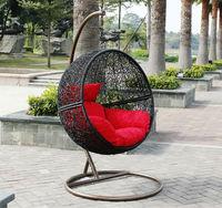 MH-6001 Garden treasures outdoor furniture rattan swing hammock