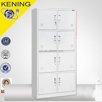 Monoblock Student Lockers 2 Colums and 8 Cases