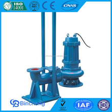 Centrifugal submersible impeller pump