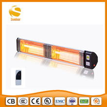 high BTU 3kw to 4kw instant heating infrared industrial heater