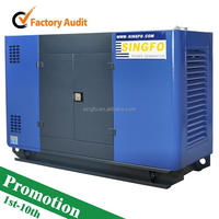 China Suppliers 100KW United Magnetic Power Generator