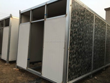 2015 cheap good quality weld container house