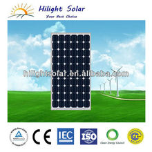 150W mono solar panel manufacturer