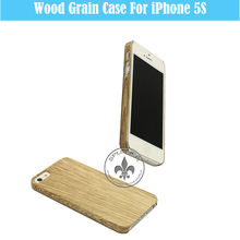 2014 Newest Fashion Bamboo Wooden For iPhone 5 Case W1001-10