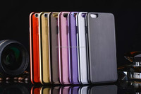 Free Sample 2015 titanium alloy cover for iphone 6, for iphone 6 metal case