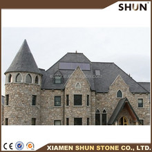 chinese style Landscape culture slate tiles for roof and floor ,cheap