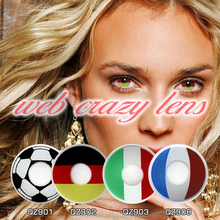 Promotion cheap price fast delivery korea circle lenses wholesale crazy contact lens