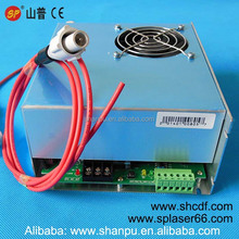 120W CO2 laser power supply for SP/EFR/YONGLI/RECI CO2 laser tube fo garment Co2 laser cutting machines