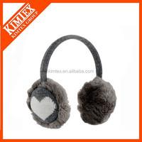 Plush Winter Ear Muffs, cute ear muffs, kids ear muffs