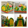 Cute Ant Mushroom Forest Jumping Castle With Inflatable Bouncy Castle for Sale