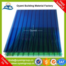 Fast Installation impact resistance polycarbonate conservatory roof