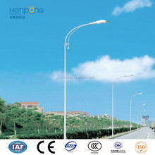 6m-10m street light pole, steel pole , high way steel pole