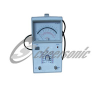 Ultrasonic sound intensity admeasuring measurement