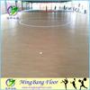 high standard Indoor PVC material used futsal floor for sale