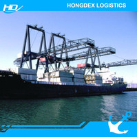 Guangzhou to JERSEY sea freight forwarder