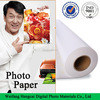 RC Satin Waterproof Photo Paper ,digital inkjet photo paper
