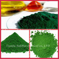 green color pigment powder chrome oxide green