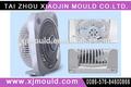 electrodomésticos del hogar molde de plástico para el ventilador eléctrico partes