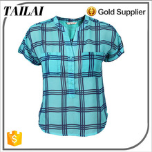 Wholesale clothing New style Casual Casual girls printed tops