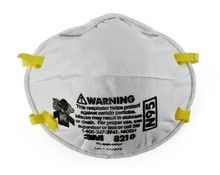 3M 8210 N95 Particulate/Dust Mask, Respirator, DOSH approved