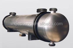 stainless steel floating head shell tube heat exchanger