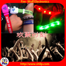2015 Fashion Light Up Bracelet Unite States Supplier 2015 Fashion Light Up Bracelet