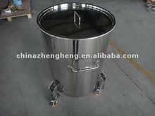 stainless steel transfer barrels