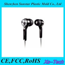Top quality manufacture silicone earphone rubber cover