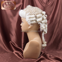 Wholesale Hong Kong Popular Style Barrister Wigs