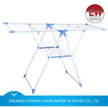 Hot selling OEM design folding laundry rack with 16 pegs with good offer