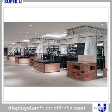 stand for clothing store/reception desk for retail store