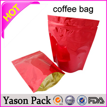 Yasonpack coffee package bag recycle coffee packaging bag coffee packaging bag