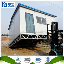 iso certified good quality prefabricated houses for africa