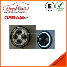 Qeedon 700lm(low) 800lm(high) sliver waterproof original design led head light