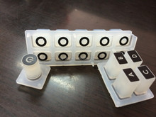 OEM high quality silicone rubber buttons