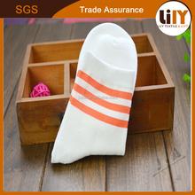 Summer boat three stripes socks wholesale woman korean cotton socks fashion spring factory socks