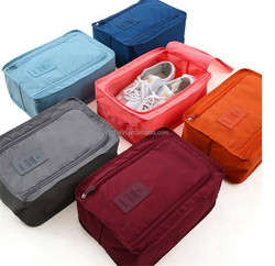The third generation upgrade waterproof travel shoes bag, foldable