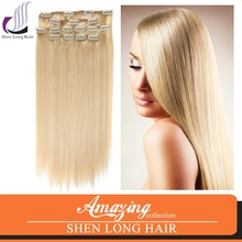 Clip in Hair Extension for African American ,10 Inch~ 28 Inch Human Clip in Hair Extensions for fashion Women