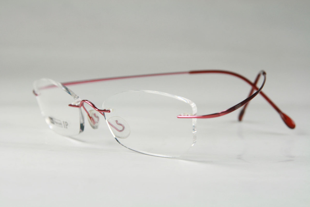 Beta Titanium Optical Glasses Frame Eyeglasses Japan ...